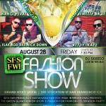 Fashion Show Flyer