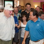 John Madden and Steve Mariucci charity event
