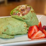 Cuisine For Fitness - burrito