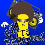 Logo design for Dz Nutts Radio