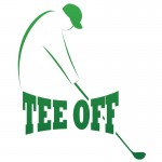Logo design for Tee Off golf company