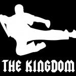 Logo design for The Kingdom martial arts brand