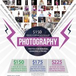 4x6 flyer for my photography services
